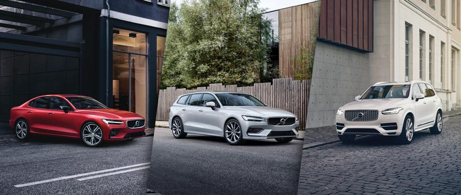 Beginnen Sie Ihr Abenteuer mit Volvo
