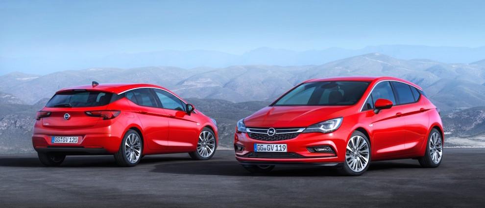 Jetzt Opel Astra kaufen oder leasen!