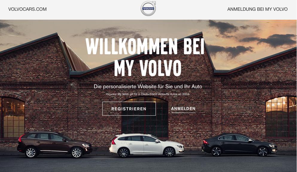 My Volvo