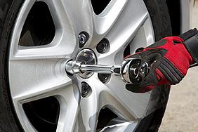 Reifeneinlagerung / Räderwechsel